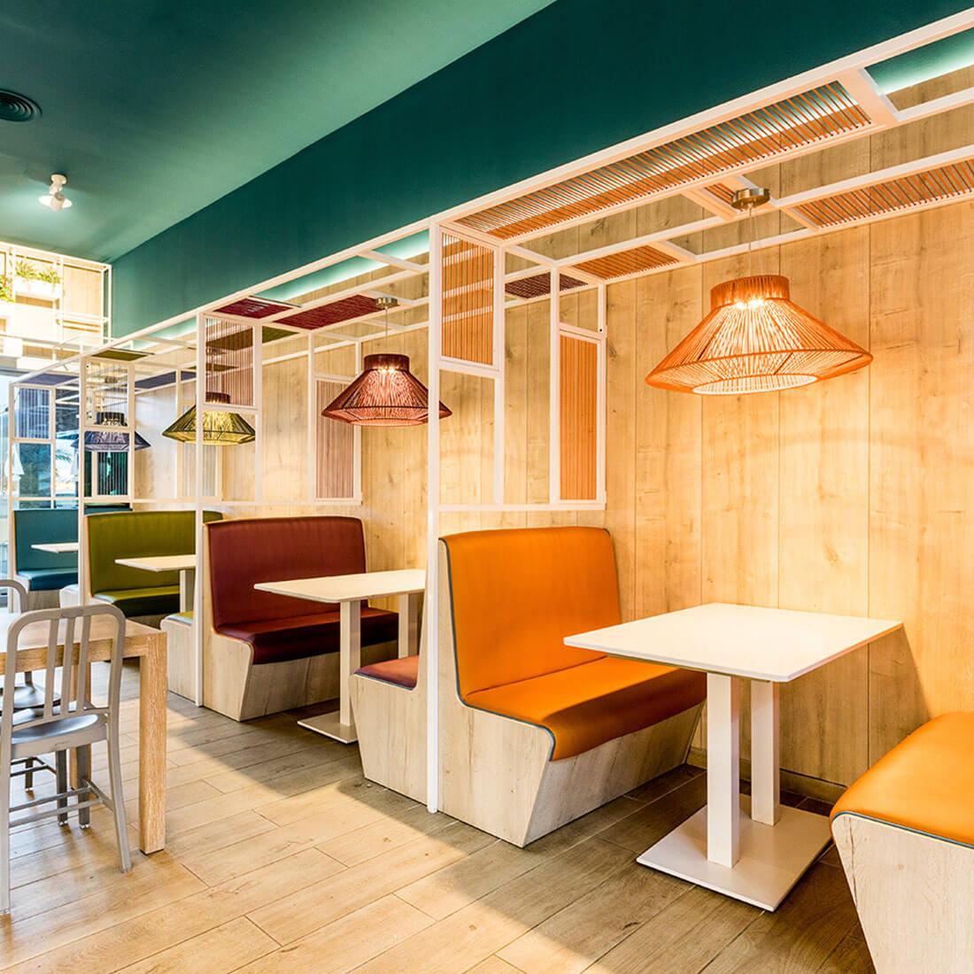 decoración de interiores -arquitectura-fugrup-metal-restaurante-mataro-barcelona-atlantida