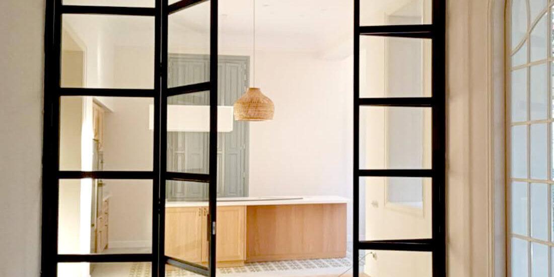 trabajo de arquitectura y diseño -fugrup-obra-casa-sabadell-metal-01