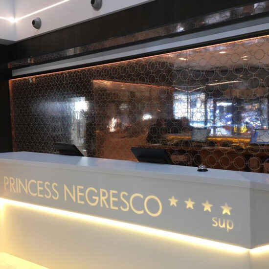 fugrup-hotel-princess-interiorismo-Decoración de interiores de hoteles