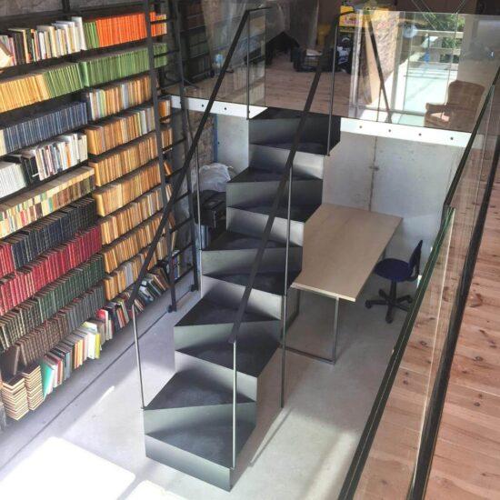 fugrup-orama-libreria- proyecto de interiorismo