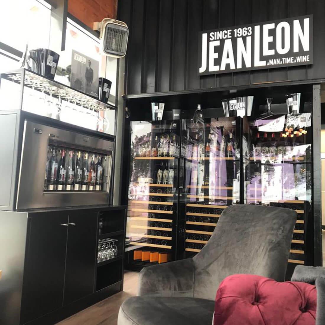 fugrup-restaurante-jean-leon-interiorismo y decoración
